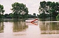 Stary Dwor (pow. Wolowski)-powodz 1997.jpg
