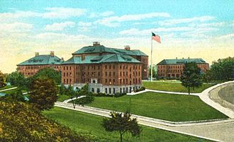 Fitchburg State University - The State Normal School in Fitchburg