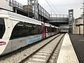 Station Gare Épinay Villetaneuse Ligne 11 Express Tramway Épinay Seine 5.jpg