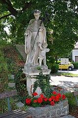 Figurenbildstock hl. Nikolaus