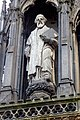 Statue of Cranmer on the Martyr's Memorial, Oxford.jpg