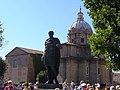 Statue of Julius Caesar 凱撒銅像 - panoramio.jpg