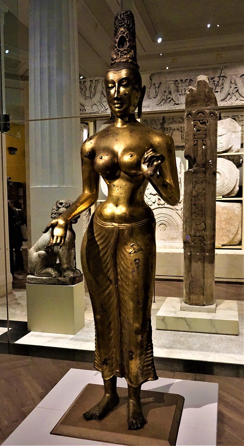 Statue of Tara - British Museum - Joy of Museums