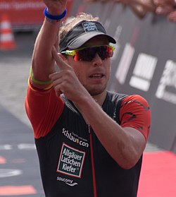 beim Ironman 70.3 Germany (2016)
