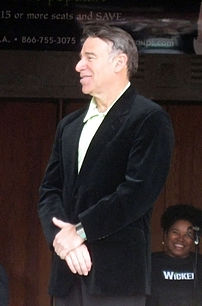 Stephen Schwartz receives a star on the Hollyw...