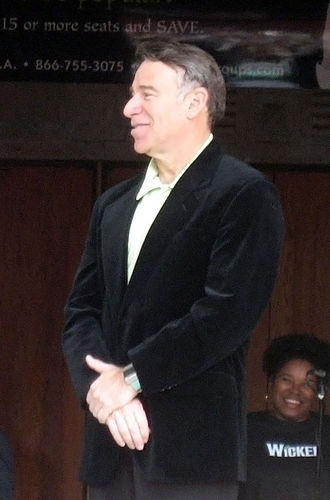 Wicked (musical) - Wicked composer and lyricist Stephen Schwartz