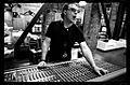 Steve Toth with Juno Reactor in Portland.jpg