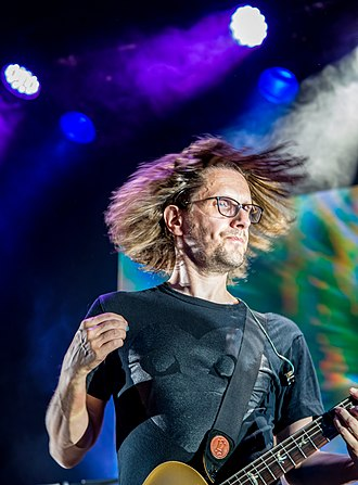 Steven Wilson - Steve Wilson, Zelt-Musik-Festival 2018 in Freiburg, Germany