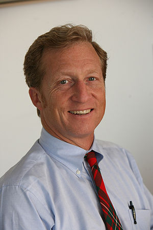 English: Tom Steyer headshot