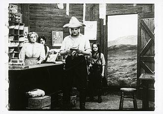 Alice Guy-Blaché - Still from Two Little Rangers (1912)