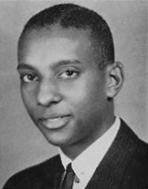 Stokely Carmichael - Image: Stokely Carmichael HS Yearbook