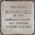 Stolperstein für Bernhard Gold (Salzburg).jpg