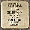 Stolperstein für Flora Seligmann (Heidelberg).jpg