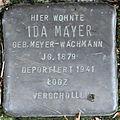 Stolpersteine K-Neuehrenfeld Siemensstr 60 Ida Mayer.jpg