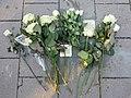 Stolpersteine für Adele Prager und Günter Neubauer, Flemmingstraße 8, Chemnitz (2).JPG