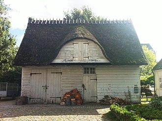 Store Godthåb - The old barn