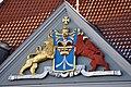 Stralsund, Alter Markt 14, Commandantenhus, Detail (2011-02-12).JPG