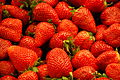 Strawberries at St. Joseph Market in Barcelona.JPG