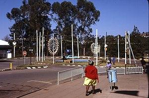 Street scene, Mbabane, Swaziland.jpg