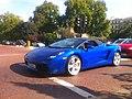 Streetcarl Lamborghini gallardo spyder 560-4 blue (6200477977).jpg