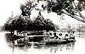 Students boating in West Lake, SCUT (1959).jpg