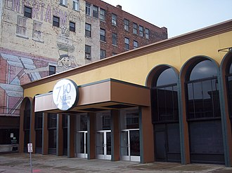 Shea's 710 Theatre - Exterior view of theatre (c.2012)