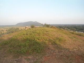 Bhogapuram Village in Andhra Pradesh, India