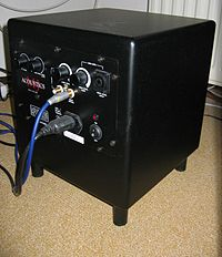 Subwoofer - Wikipedia