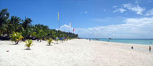 Beach Resorts in Camarines