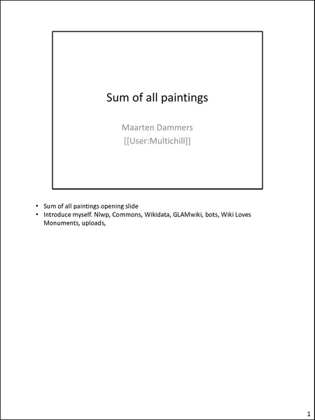 File:Sum of all paintings Wikimania 2015 presentation with notes.pdf