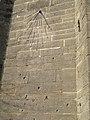 Sundial and English Civil War scars - geograph.org.uk - 1213178.jpg