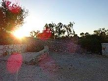 Sunset in a villa near Ostuni.jpg
