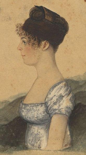 Susanna Rowson - Image: Susanna Rowson crop