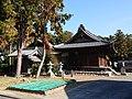 Susanoo Jinja, at Asōda-chō, Toyokawa, Aichi (2018-11-25) 14.jpg