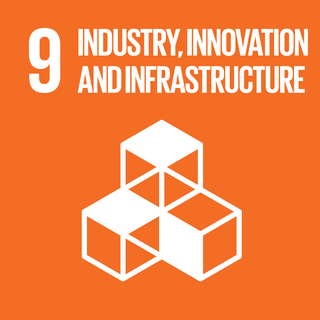 Sustainable Development Goal 9 Industry, Innovation and Infrastructure