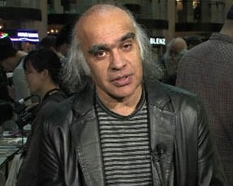 Sut Jhally - Jhally in Vancouver, 2013