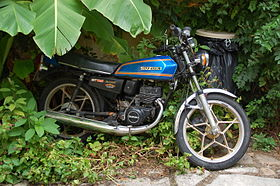 Image illustrative de l'article Suzuki GT 125