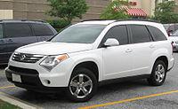 Suzuki XL7 -- 08-28-2009.jpg