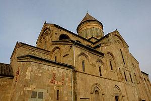 1010s in architecture - Image: Svetitskhoveli 001