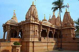 Dholera - Swaminarayan temple, Dholera