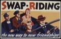 Swap Riding - NARA - 534275.tif