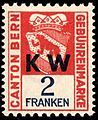 Switzerland Bern 1944 war tax 2Fr - 3.jpg