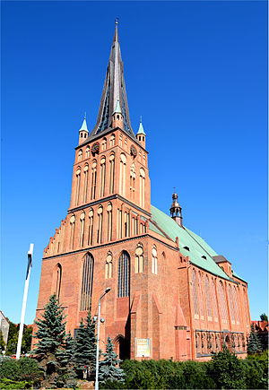 Roman Catholic Archdiocese of Szczecin-Kamień - Cathedral Basilica of St James in Szczecin