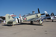THE SEA FURY (9476665401).jpg