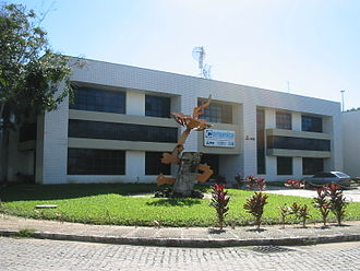 Education in Brazil - TV station in Federal University of Rio Grande do Norte