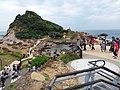TW 台灣 Taiwan 新台北 New Taipei 萬里區 Wenli District 野柳地質公園 Yehli Geopark August 2019 SSG 113.jpg