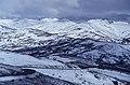 Taşeli-Plateau 09 04 1984 Karahasan Gecidi 1756 m.jpg