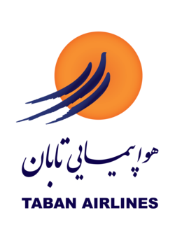 Taban Airlines official logo.png