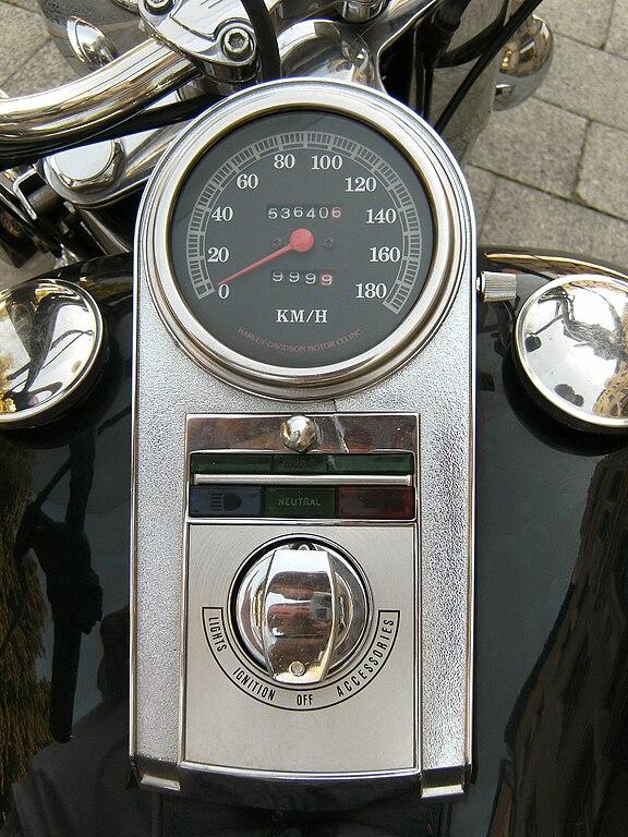 Schaltplan Motor Harley Davidson Sportster