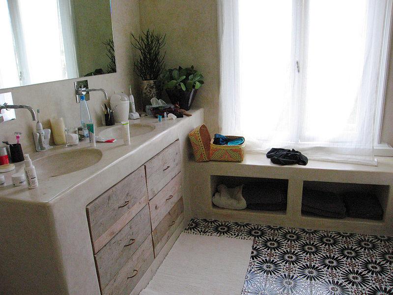 Waschtisch Selber Bauen Ytong Badezimmer Waschtisch Selber Machen: Diy  Waschbecken Bad Pinterest .